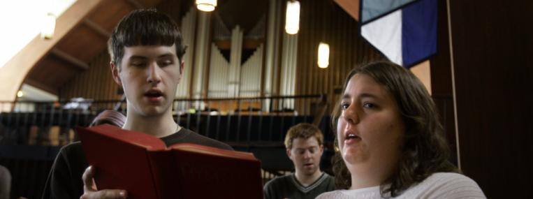Sing the good news: New hymnals are on the way. (AP)