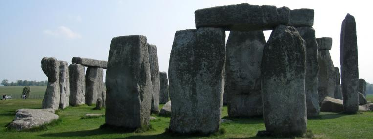 The ancient inhabitants of England, who built Stonehenge, had geography on their side. (Mari / Flickr)