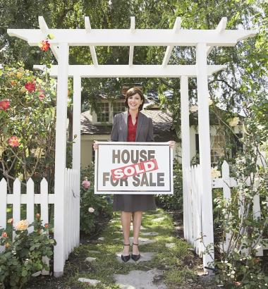 Against all odds, real-estate agents are thriving. HBSS / CORBIS