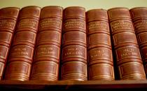 Photo of the 11th Edition of Encyclopaedia Britannica by Stewart Butterfield via Flickr