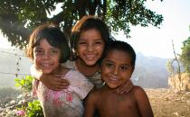 Photo of Nicaraguan children living in a garbage dump by Feed My Starving Children via Flickr