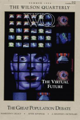 The Virtual Future Cover Image
