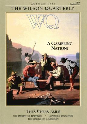 A Gambling Nation? Cover Image