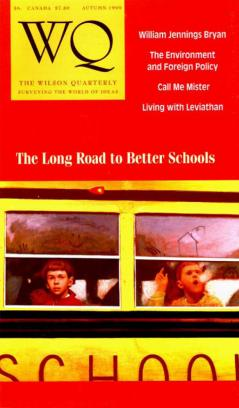 The Long Road to Better Schools Cover Image