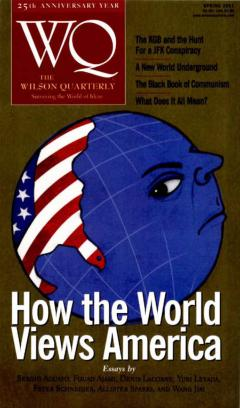 how the world views america   wilson quarterlyhow the world views america