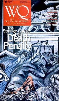 The Strange Career of the Death Penalty Cover Image