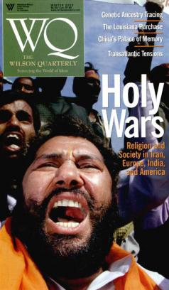 Holy Wars: Religion and Society in Iran, Europe, India, and America Cover Image