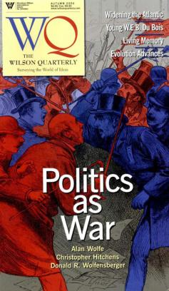 Politics as War Cover Image