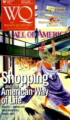 Shopping and the American Way of Life Cover Image