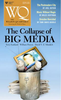 The Collapse of Big Media Cover Image