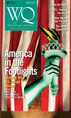 America in the Footlights Cover Image