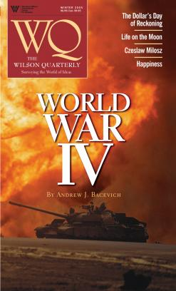 World War IV Cover Image