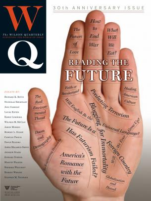 Reading the Future Cover Image