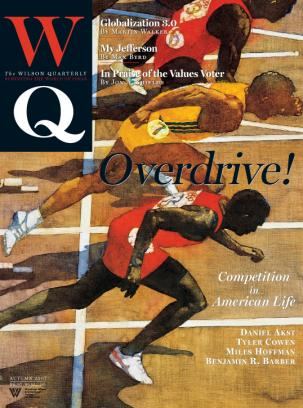 Competition in American Life Cover Image