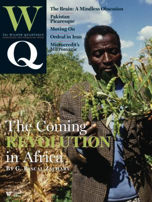 The Coming Revolution in Africa Cover Image