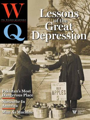 Lessons of the Great Depression Cover Image