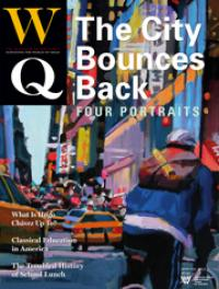 The City Bounces Back Cover Image