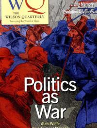 Politics as War Cover Image