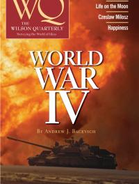 World War IV Cover Image