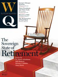 The Sovereign State of Retirement Cover Image