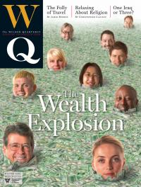 The Wealth Explosion Cover Image