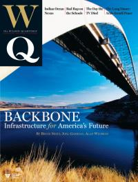 Backbone: Infrastructure for America's Future Cover Image