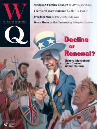 Decline or Renewal? Cover Image