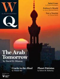 The Arab Tomorrow Cover Image