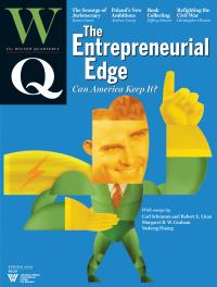 The Entrepreneurial Edge: Can America Keep It? Cover Image